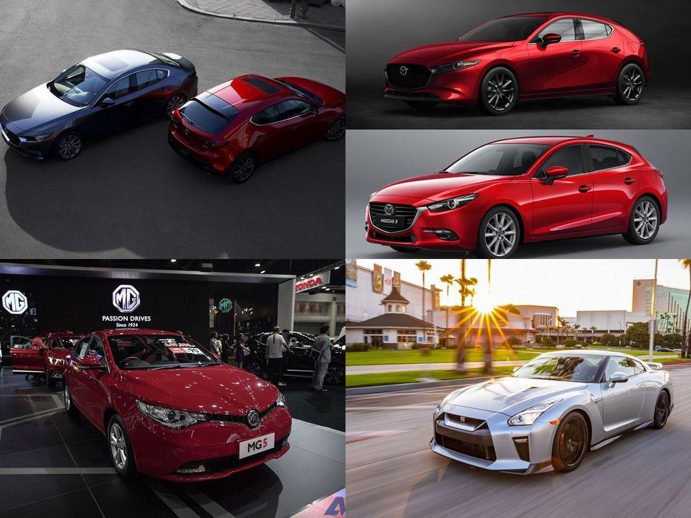 Week in Focus: ยลโฉม 2019 Mazda 3 / เปรียบเทียบ 2019 Mazda 3 กับ โฉมปัจจุบัน / [Motor Expo] มาแน่กระบะเอ็มจี เตรียมอวดโฉมปี 62 / 2019 Nissan GT-R ก๊อตซิลล่าค่าตัว 3.3 ล้านบาทที่ U.S
