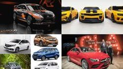 Week in Focus: Mitsubishi Lancer Edition R / GM เปิดประมูล Chevrolet Camaro ทั้ง 4 คัน จากแฟรนไชส์ Transformers / รวมรถยนต์ 7 ที่นั่ง ราคาไม่เกิน 1 ล้าน / เปิดตัว Mercedes CLA Coupe ใหม่