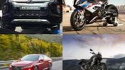 Week in Focus : เผยโฉม Mitsubishi Triton ใหม่ล่าสุด / เปิดตัว BMW S1000RR โฉมใหม่/ เปิดตัวก่อนไทย 2019 Honda Accord / เปิดตัว Honda CB500X โฉมใหม่