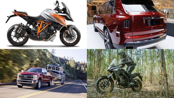 Week in Focus: เบิร์นรับเบอร์ประกาศหั่นราคาขาย KTM สูงสุด 30% / เอ็มจีซี-เอเชีย พุ่งเป้าเติบโตอีก 15%/ Ford F-450 Super Duty พร้อมเครื่องยนต์โคตรโหด 7.3L V8 / [Test Ride] รีวิว Honda All new CB500X ปี 2019