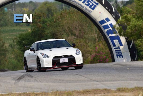 Twice around Bira race track with Nissan GT-R Nismo, a lifetime experience in a 600 horsepower machine!
