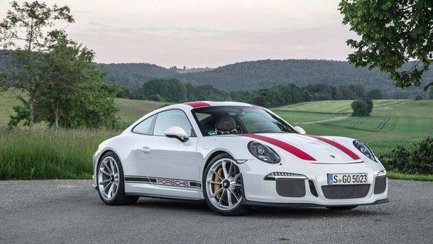 Porsche 911 R สปอร์ตคาร์ซีรีส์พิเศษที่แรงทั้งสมรรถนะและค่าตัว กับราคาเริ่มต้นที่ 7 แสนเหรียญ หรือราวๆ 25 ล้านบาท