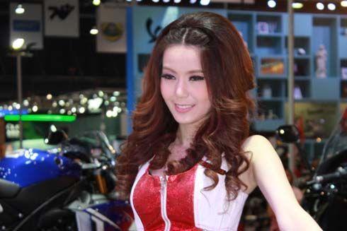 ภาพพริตตี้มอเตอร์โชว์ชุด 7 ในงาน 2011 Bangkok International Motor Show