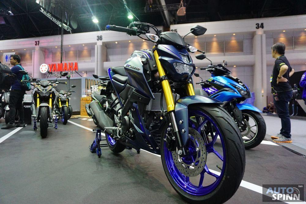 Yamaha เฮ ! ผลประกอบการโตกว่าตลาด 9.2% ปาดหน้าคู่แข่ง เผยปีนี้มีรถใหม่รอเปิดอีก 9 รุ่น