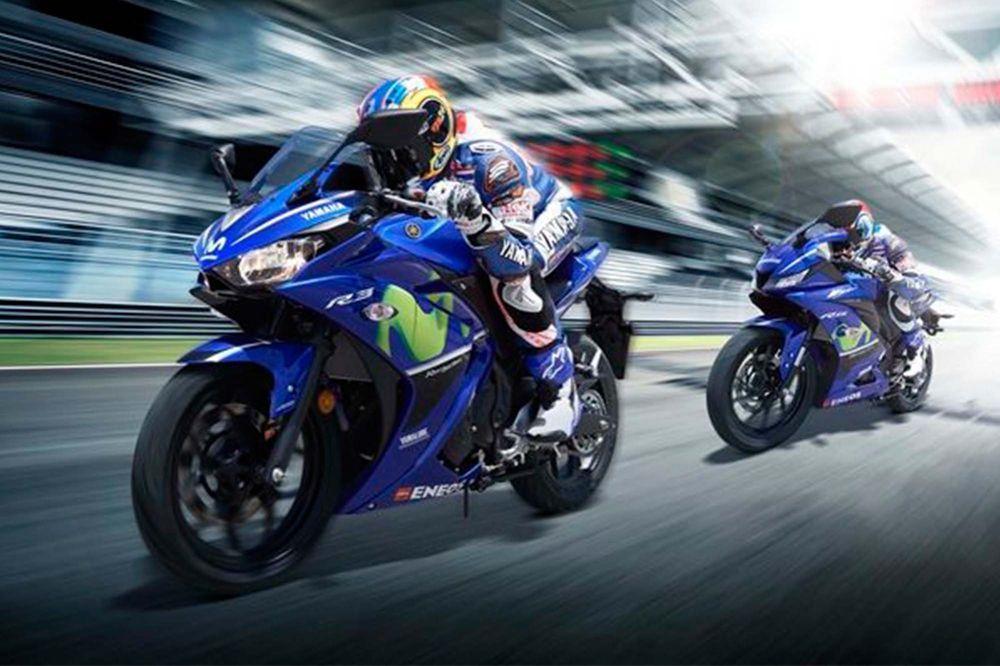 Yamaha เผยโฉม 4 รุ่นพิเศษลายกราฟฟิคตัวแข่ง MotoGP