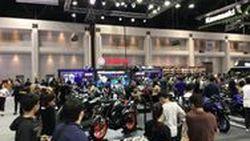 [Motor Expo] ยามาฮ่าเฮ!! ยอดขาย 10 เดือนโตกว่าตลาดรวม