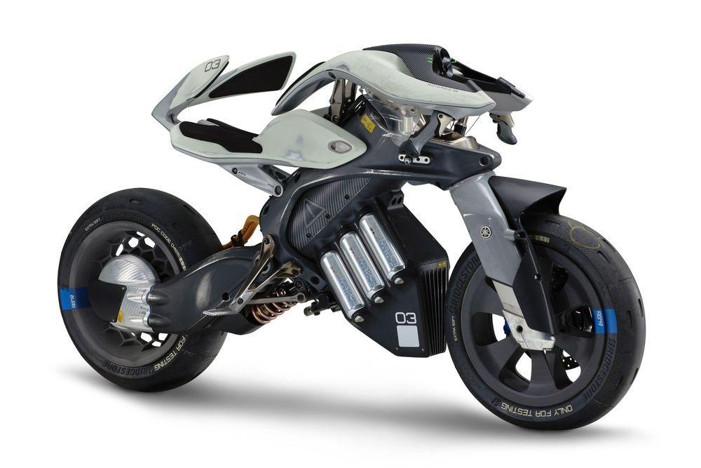 Yamaha MOTOROiD นวัตกรรมสองล้อไฟฟ้าอัจฉริยะที่มาพร้อม AI