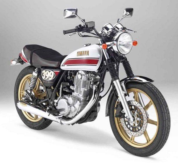 Yamaha เปิดตัวชุดแต่งของ MT-09, SCR90 และ SR400 ในลุคสปอร์ตร่วมสมัย