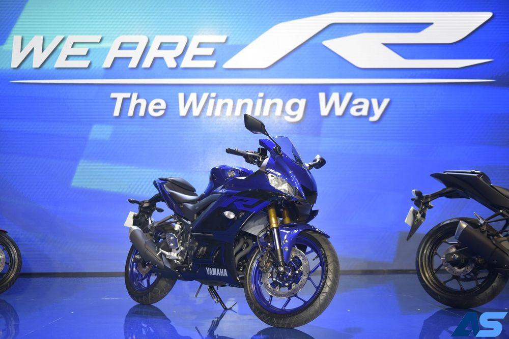 Yamaha เปิดตัว R3 โฉมใหม่ล่าสุดพร้อมกันทั่วโลก มาพร้อมโช๊คหัวกลับ, เรือนไมล์ดิจิตอล, ไอเดียออกแบบจากตัวแข่ง MotoGP