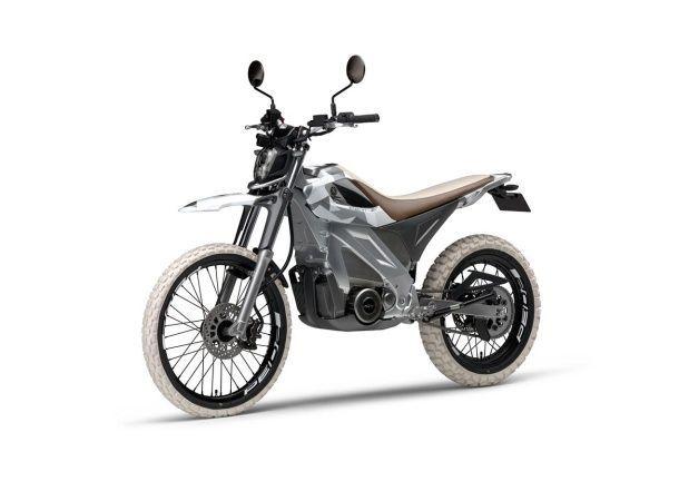 ยามาฮ่า พีอีดี2  คอนเซปต์รถจักรยานยนต์ไฟฟ้าสำหรับขาลุยทางฝุ่นจากค่ายส้อมเสียง