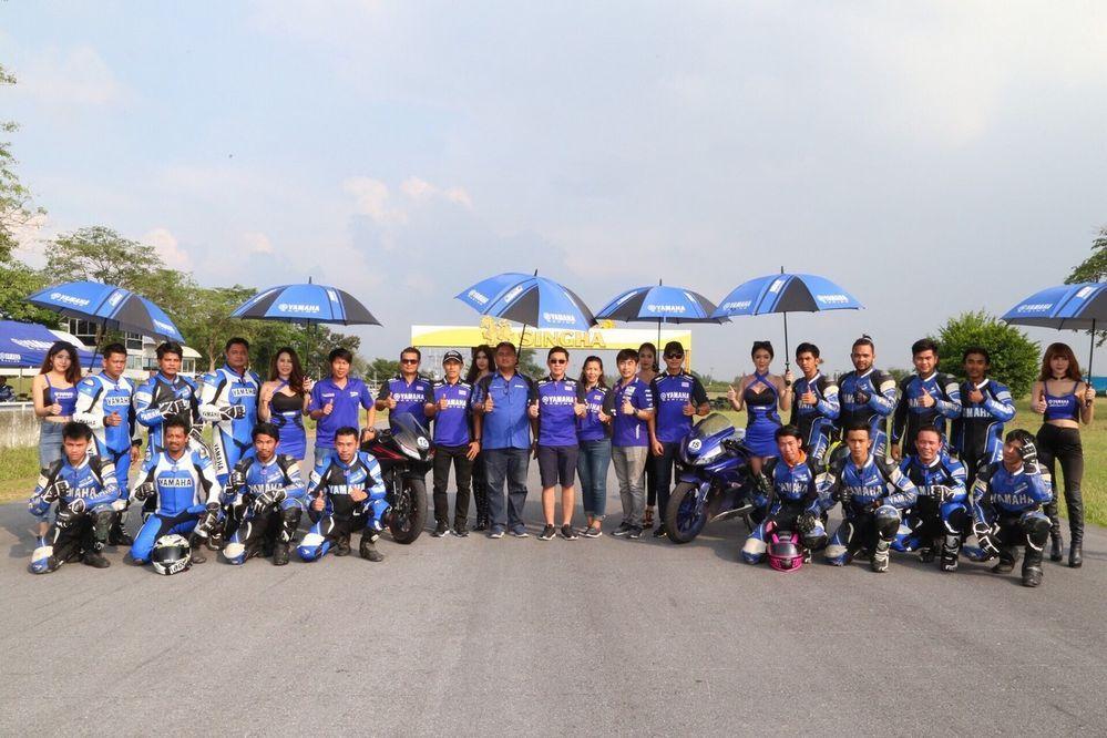 Yamaha จัดกิจกรรม R Series Track Day ชวนไบค์เกอร์ร่วมขับขี่บนสนามแข่งขัน