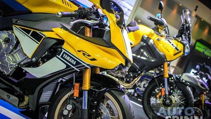 Yamaha วางเป้าบิ๊กไบค์โต 30% บุกตลาดครบทุกเซกเมนท์ ขยายโชว์รูม 20 แห่ง