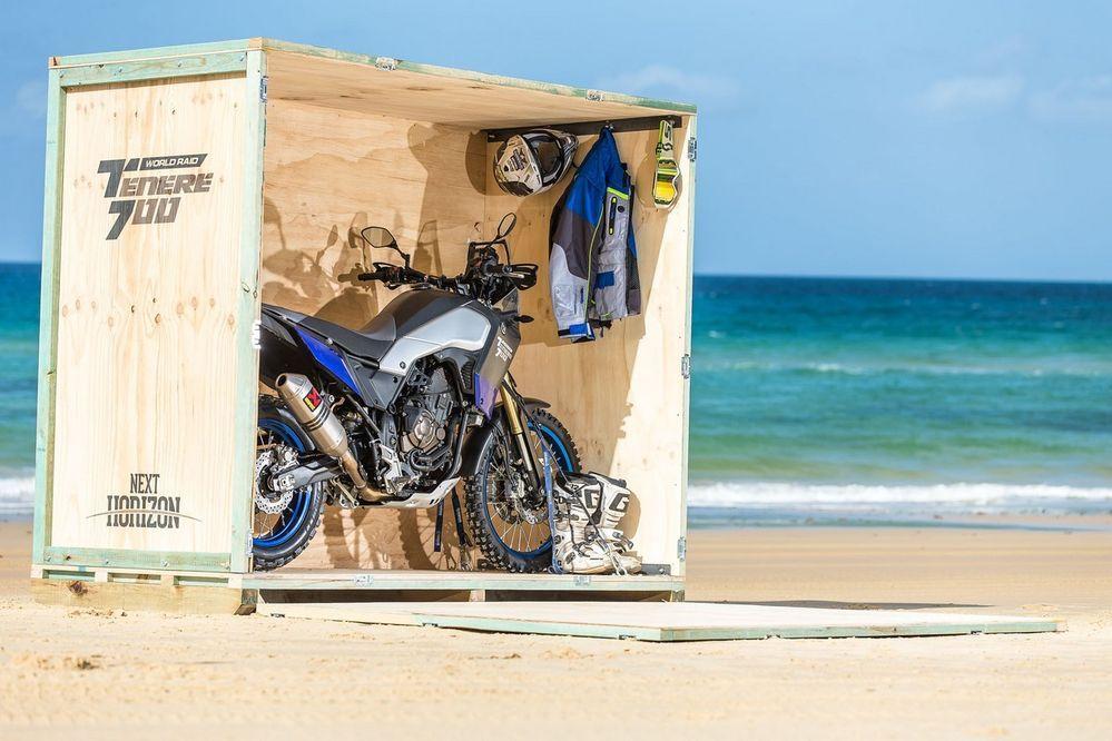 Yamaha เตรียมความพร้อมส่ง Ténéré 700 น้องเล็กสายลุยเข้าสู่ตลาดโลก