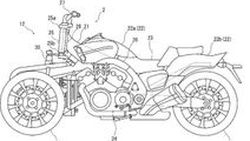 Yamaha ต่อยอดรถ 3 ล้อไม่หยุด ซุ่มพัฒนา Vmax ครุยเซอร์ 3 ล้อ