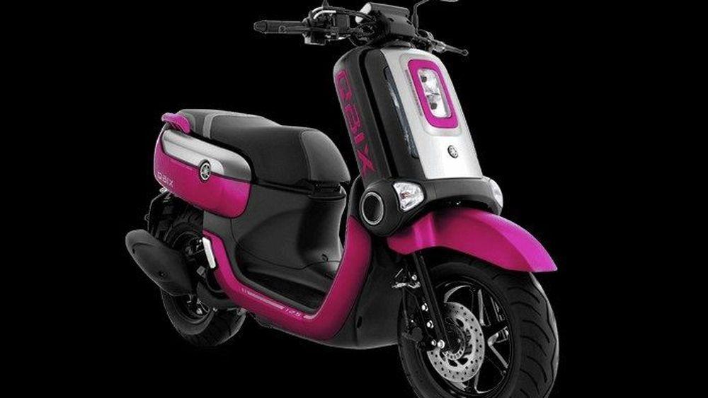 ยามาฮ่า นำรถจักรยานยนต์ไฟฟ้าสไตล์ Trial อย่าง Yamaha TY-E เปิดโชว์ในบูธมอเตอร์โชว์