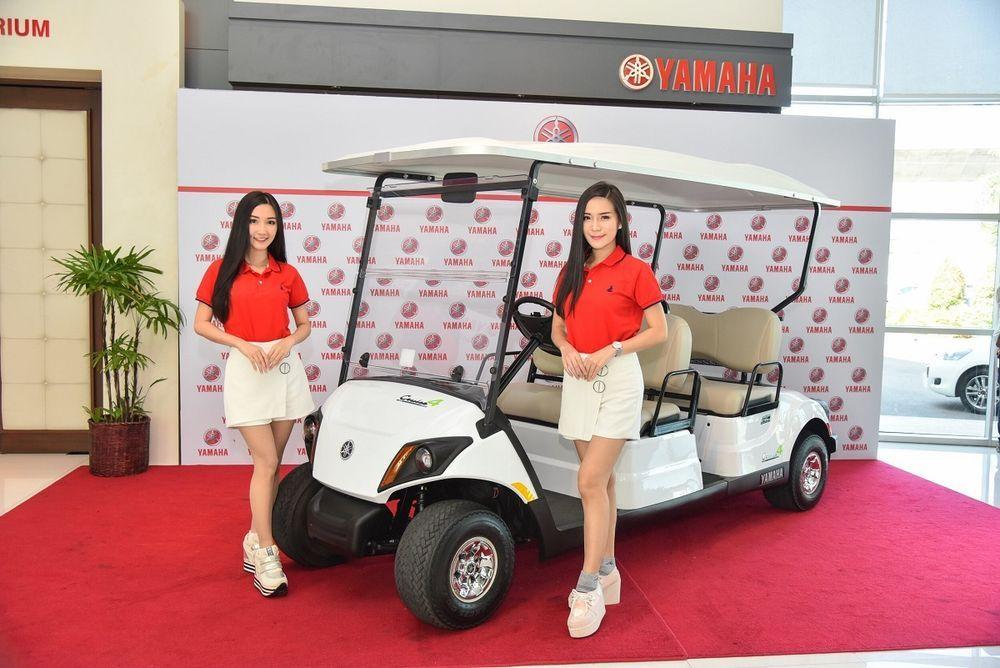 YAMAHA รุกธุรกิจรถกอล์ฟ พุ่งเป้าขึ้นอันดับ 1 ในตลาดโลกปี 65