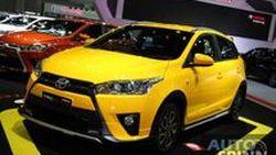 [TIME2016] จี๊ดโดนใจ Toyota Yaris TRD Sportivo Yellow (Limited  Edition) กับค่าตัว 6.49 แสนบาท