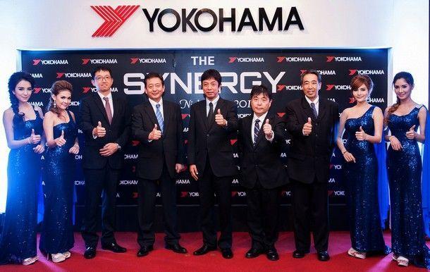 YOKOHAMA เตรียมลุยตลาดเผยแผนรับ AEC  มั่นใจสิ้นปีนี้ยอดเป็นไปตามเป้า