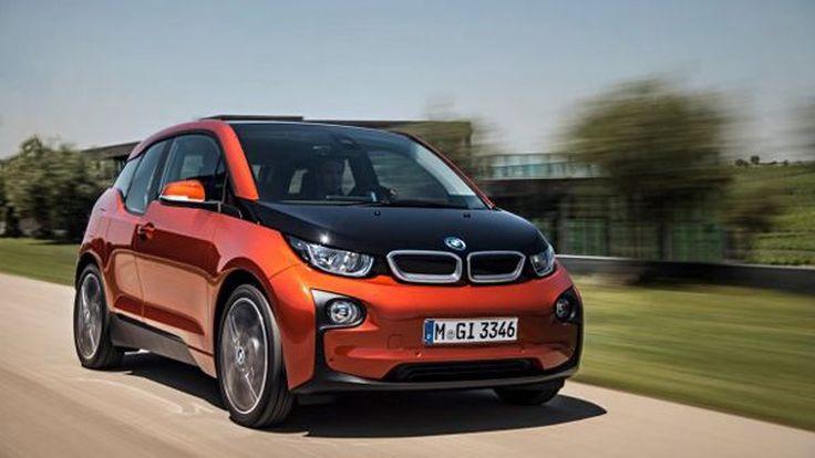 สะดวกสุดๆ! BMW เปิดให้จับจอง i3 ผ่านทางอเมซอน