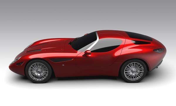 Zagato Maserati Mostro สวยสง่าแบบอิตาเลียน