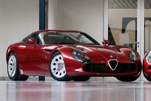 Zagato TZ3 Stradale ใช้หัวใจ Dodge Viper ACR ในร่างของ Alfa Romeo