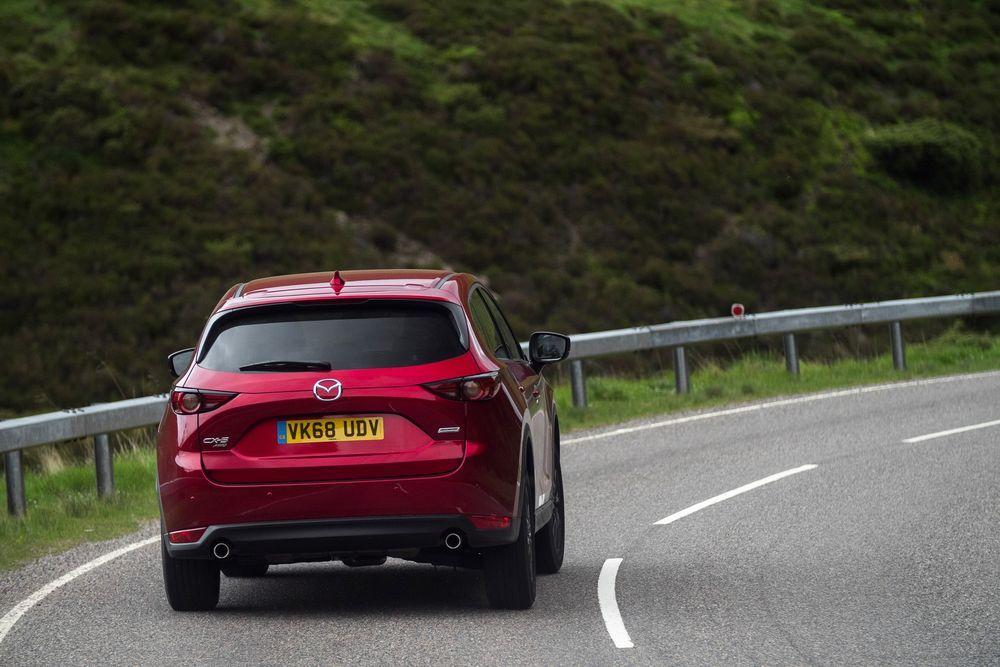 2018 Mazda CX-5 ที่ประเทศอังกฤษ