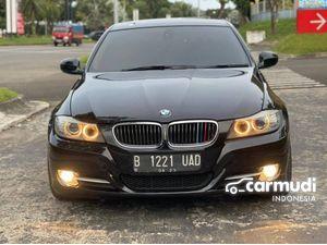 2012 BMW 320i 2.0 Sport Sedan Black on Beige LCI iDrive Plat B Ganjil