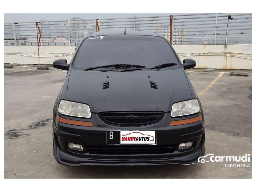 Chevrolet Aveo 2004 Compact Car City Car Automatic Mobil Bekas Di Dki Jakarta Rp 59 000 000 7512420 Carmudi Indonesia