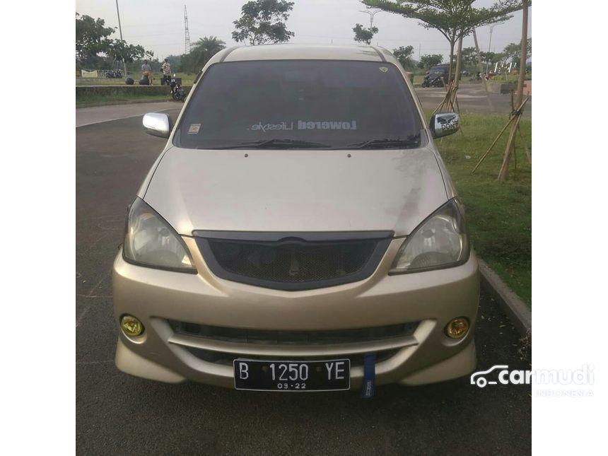 Daihatsu Xenia 2004 Mpv Minivans Manual Used Car In Indonesia Others Rp 62 000 000 7534413 Carmudi Indonesia