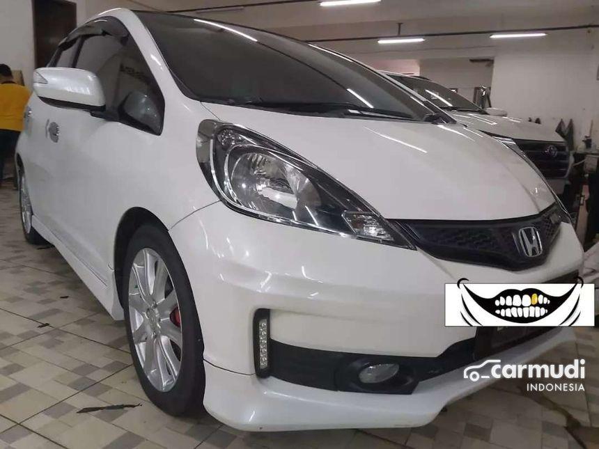 Honda Jazz 2013 Compact Car City Car Automatic Mobil Bekas Di Jambi Rp 150 000 000 7529540 Carmudi Indonesia