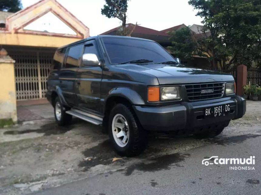 Isuzu Panther 1997 Mpv Minivans Manual Mobil Bekas Di Sumatera Utara Rp 63 000 000 7536072 Carmudi Indonesia