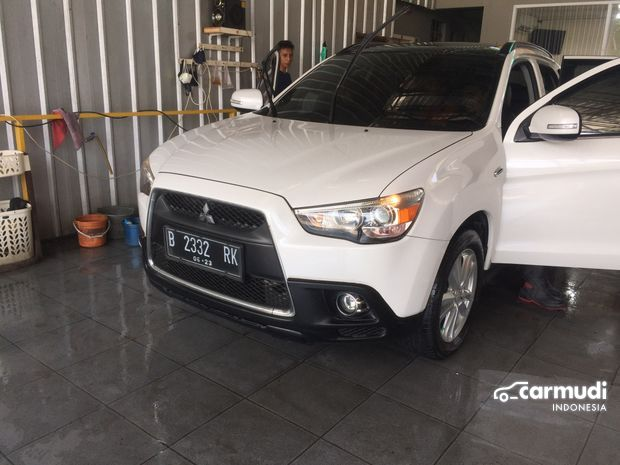 Beli Mobil Mitsubishi Outlander Sport Baru Bekas Kisaran Harga Review 2021 Carmudi Indonesia