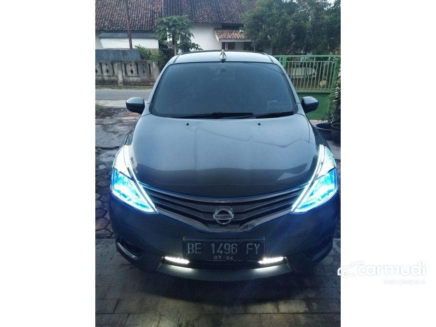 Nissan Grand Livina 2014 Mpv Minivans Manual Mobil Bekas Di Lampung Rp 102 000 000 7527185 Carmudi Indonesia