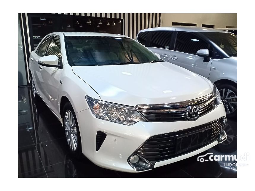 Toyota Camry 2015 2 5 Na Automatic Mobil Bekas Di Jawa Barat Rp 363 500 000 7533010 Carmudi Indonesia
