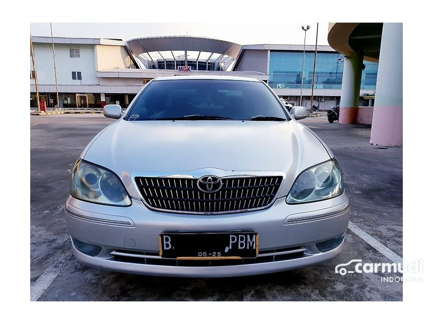 Toyota Camry 2005 Sedan Automatic Used Car In Indonesia Others Rp 90 000 000 7535021 Carmudi Indonesia