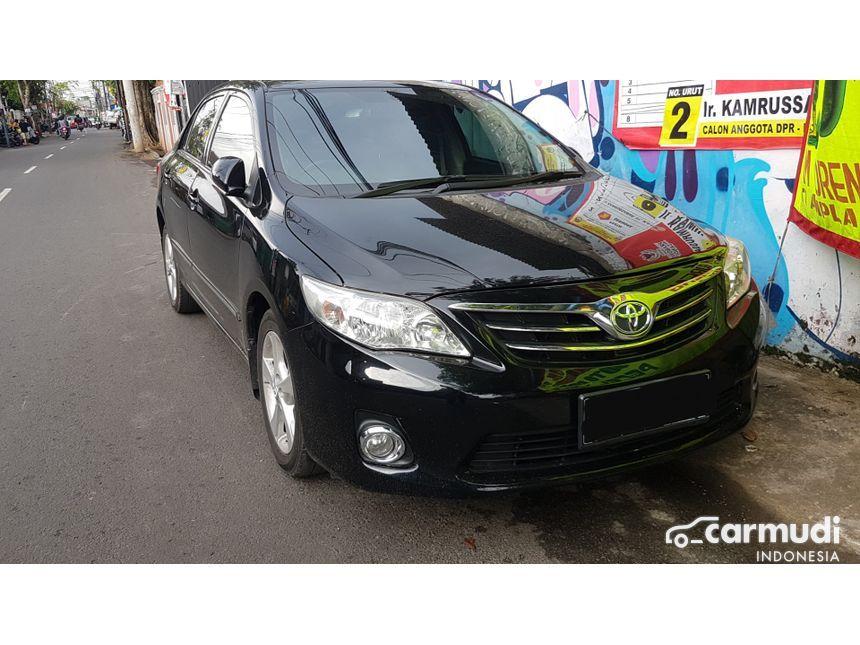 Toyota Corolla Altis 2013 G Sedan Automatic Used Car In Dki Jakarta Rp 155 000 000 7512742 Carmudi Indonesia