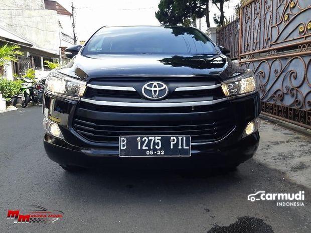 Beli Mobil Toyota Kijang Innova Bekas Murah Di Dki Jakarta 2021 Carmudi Indonesia