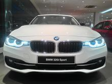 2017 BMW 320i 2.0 Sport Sedan