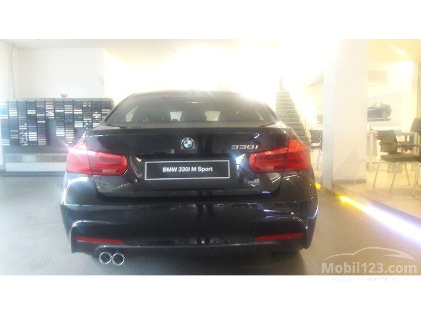 2016 BMW 330i M Sport Sedan