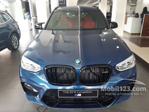 2021 BMW X3 3,0 M Competition SUV
