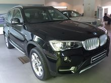 BMW X3 2.0 xDrive20i xLine SUV 2016