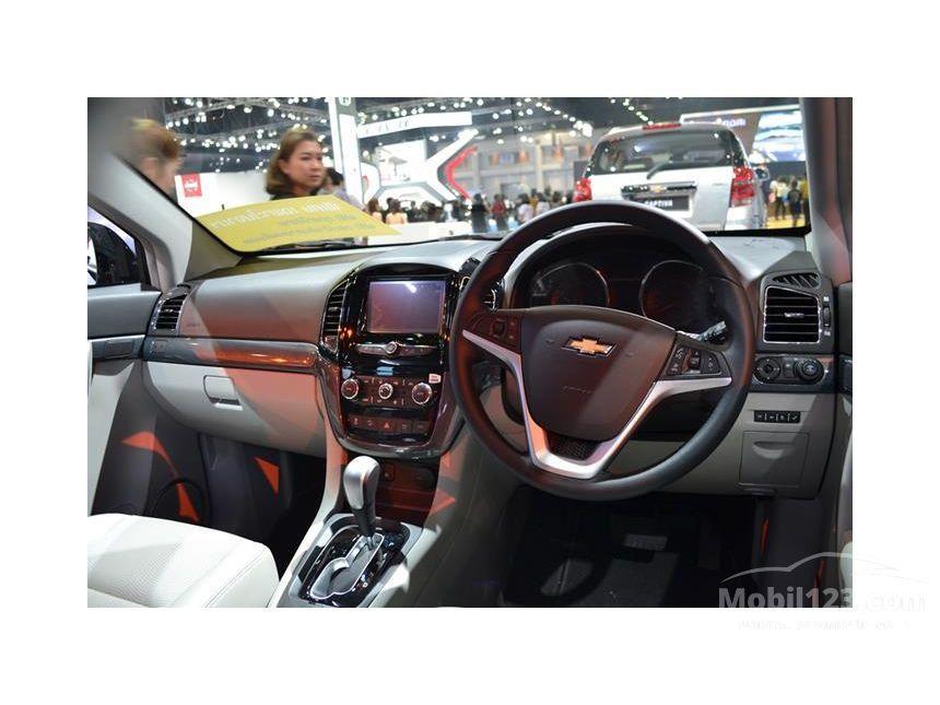2017 Chevrolet Captiva LTZ SUV