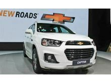 Real Best Price Chevrolet Captiva 2.0 FWD LTZ SUV