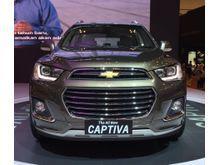 2017 SUV New CAPTIVA diesel LTZ nik 2017 Discount dan Bonus terbaik dapatkan disini