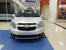 2017 Chevrolet Orlando 1.8 LT SUV PROMO TERBATAS