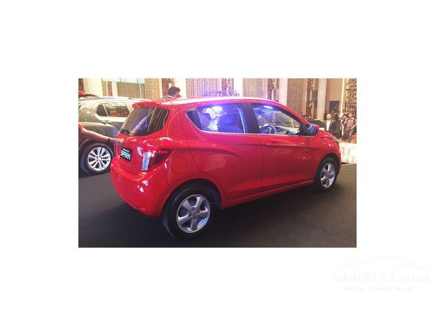 2017 Chevrolet Spark LTZ Hatchback
