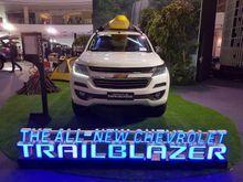 Chevrolet Trailblazer 2.5 LTZ NEGO HARGA TERBAIK UNTUK VIN CODE 2016