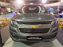 2017 Chevrolet Trailblazer 2.5 LTZ PENAWARAN  VIN CODE 2016 BEST PRICE 430JT