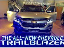 PROMO Discount dan DP termurah Pasti Hubungi IMEL segera 2017 Chevrolet Trailblazer 2.5 LTZ SUV