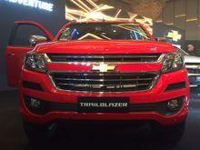 2017 Chevrolet Trailblazer 2.5 LTZ SUV